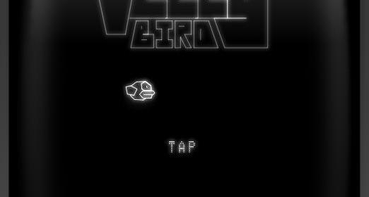 Flappy Bird for the Vectrex?