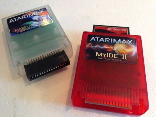 AtariMax MyIDE II with USB programmer