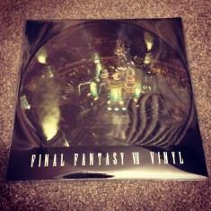 FFVII Vinyls