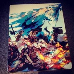 FFXIVARR Steelbook