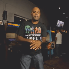 Level Up music video and interview with Tek Force