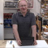 Ben Heck's Sinclair ZX Spectrum mod – part 1