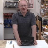 Ben Heck's Sinclair ZX Spectrum mod - part 1