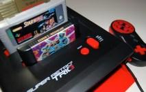 My test carts; The Legend of Zelda (NES), Starwing (SNES), Xenon 2:Megablast (MD)