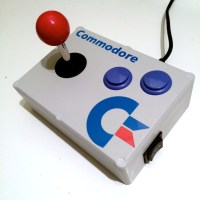 Build your own Commodore 64 arcade stick - a guide