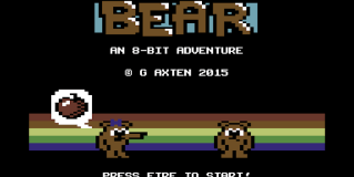 The Bear Essentials: Developing a Commodore 64 game – Part 2