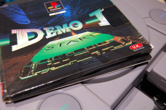 Shiny Demo 1 in its card sleeve