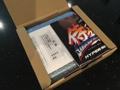 Hyper Neo Geo 64. Samurai Spirits 64, very rare game!