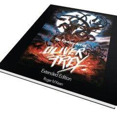 The Fantasy Art of Oliver Frey Extended Edition Kickstarter launches