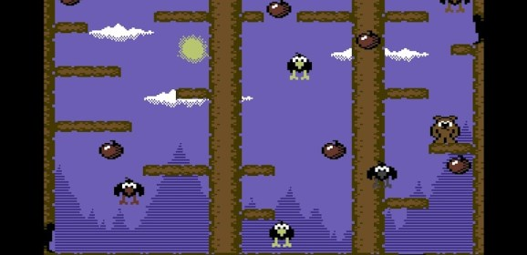 The Bear Essentials: Developing a Commodore 64 game – Part 4