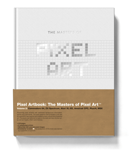 The Masters of Pixel Art Volume 2