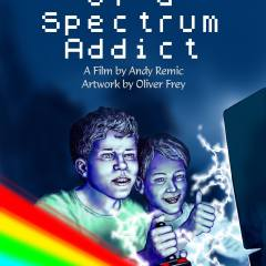 Spectrum Addict film cover art by Oliver Frey revealed