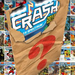 Crash Annual 2018 – Kickstarter