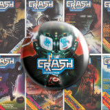 Crash Annual 2018 – Kickstarter update