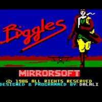 Biggles - C64 (1986)
