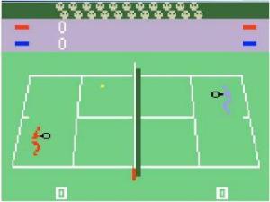 A teniszben koponyák figyelik minden mozdulatunkat.