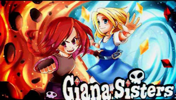 Amiga - Great Giana Sisters Special Edition