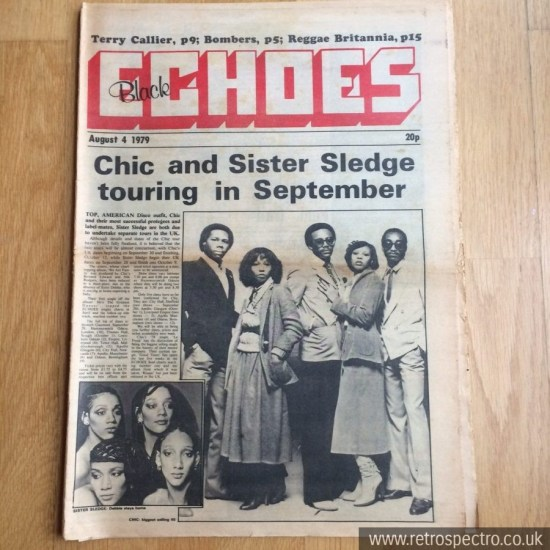 Black Echoes 4 August 1979