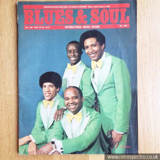 Blues & Soul magazine No 158