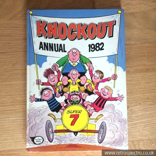 Knockout Annual 1982