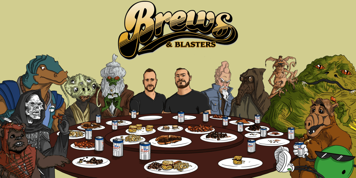 Brews and Blasters: Star Wars Free-Ranging Discussion Podcast