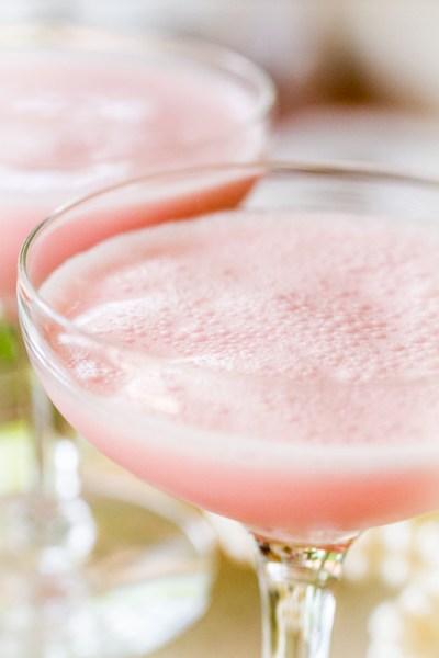Cocktail Pink Lady — Rezepte Suchen