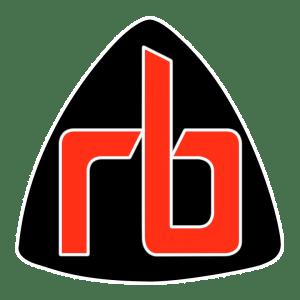 Reuben Brock Guitar Pick