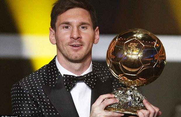 Lionel Messi, le footballeur-entrepreneur qui pèse près de 275 millions d'euros.