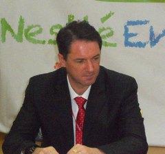 Jean Christophe Coujat, Directeur général Nestlé Sénégal