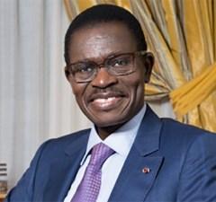 Christian Adovelande Président du Conseil d'Administration de la BOAD