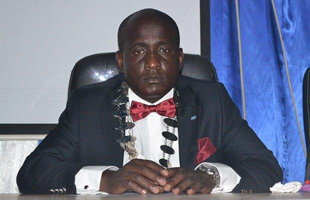 Ferdinand Kouamé Président exécutif de la JCI