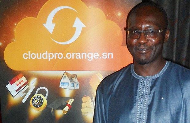 Ibra Diakhaté Directeur du programme Cloud Sonatel