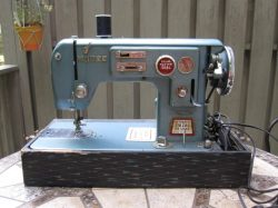Small Of Morse Sewing Machine