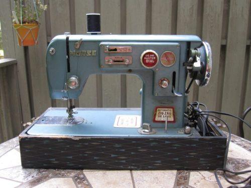 Medium Of Morse Sewing Machine