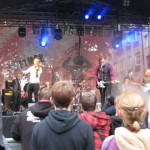Pottmob-Bühne, 22.07.2011