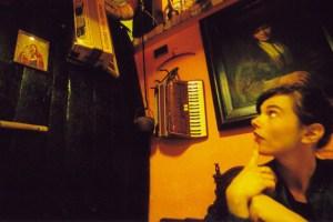 Künstlerin Angela Ljiljanic  wohnt für ein Jahr am Dortmunder Borsigplatz und wundert sich...