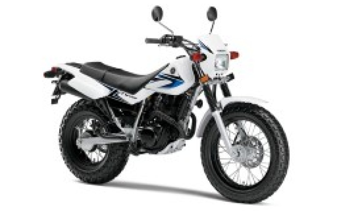 Review of Yamaha tw200 2013 Street Legal Enduro Dual Sport