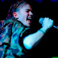 Photos: Grimes At The 7th St. Entry