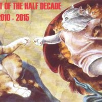 Best Albums/Songs of the Half-Decade (2010-2015)
