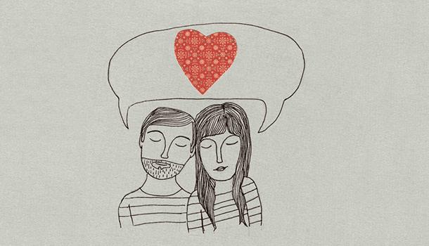 Ninguém ama para sempre. Eu te amo hoje. Amanhã a gente vê como que fica