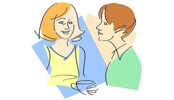 Uma das melhores coisas na vida de uma mulher é ter amigas. Amigas cuidam da alma