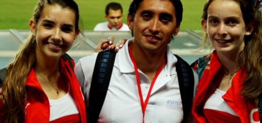 Catalina Ossa, Daniel Lara, Camila Arrieta