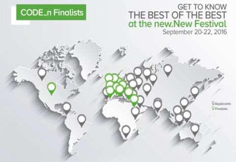 Dos startups, españolas finalistas al concurso internacional de innovación CODE_n 2016