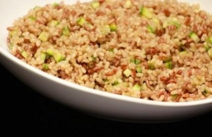 como fazer arroz integral 6