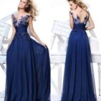 A diferença no vestido de festa longo, o que combina?