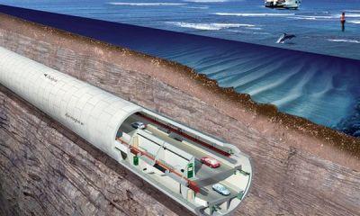 tunel rutier