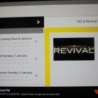 Listen to Revival using Radioplayer