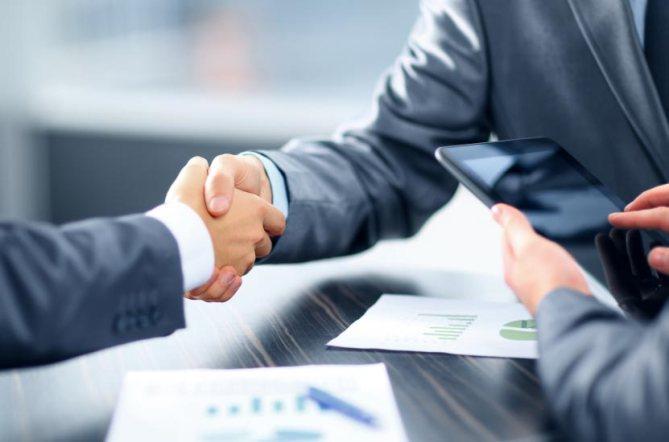 Neue Unternehmenskooperation