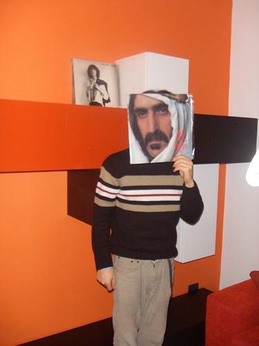 Diego Altobelli Frank Zappa Revolutionine