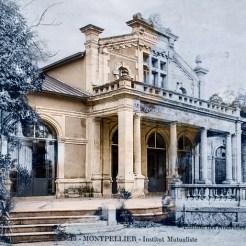 Montpellier - Pavillon populaire